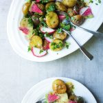 Honey Mustard Roasted Potato Salad