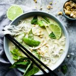 The Creamiest Vegan Thai Green Curry