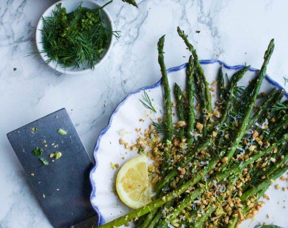 Crack Asparagus