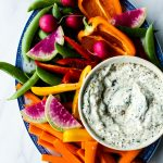 3-Ingredient Charred Spring Onion Dip